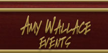 Amy Wallace Events