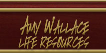 Amy Wallace Life Resources