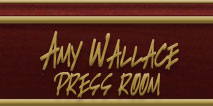 Amy Wallace Press Room